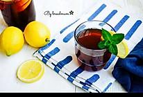 柠檬薄荷红茶的做法