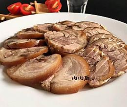 秘制下酒菜之酱猪肘子#肉肉厨的做法