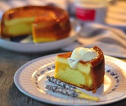 焦糖布丁海绵蛋糕的做法