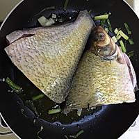 海派红烧鳊鱼的做法图解3