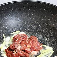 #钟于经典传统味#葱爆牛肉片的做法图解5