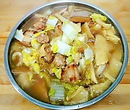 老陕大烩菜的做法