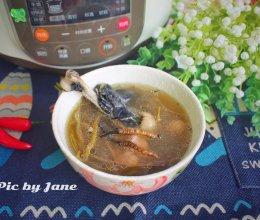 虫草石斛乌鸡汤的做法