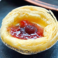 双莓蛋挞#有颜值的实力派#的做法图解13