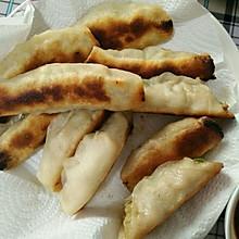 大锅贴(西葫芦馅)