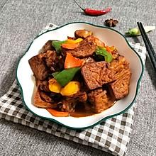 #下饭红烧菜#红烧豆腐鸡块
