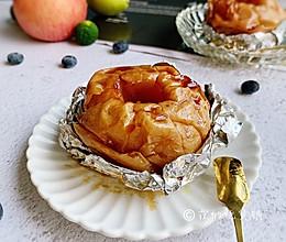 #秋天怎么吃#酒香黄油烤苹果的做法