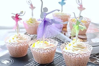 舞动奇迹——美味奶油纸杯蛋糕