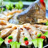 8分钟蒸出夏日最惊艳的宴客鱼——不会做鱼的妹纸看过来的做法图解7