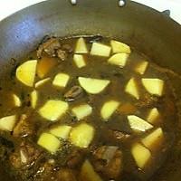 私房土豆炖排骨的做法图解8
