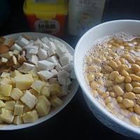#春日时令,美味尝鲜# 八宝酱豆的做法图解1