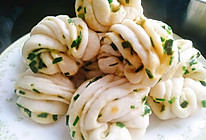 葱油花卷的做法