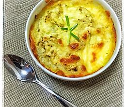 马苏里拉焗土豆泥的做法