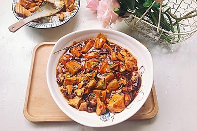 超级下饭菜——麻辣水豆腐