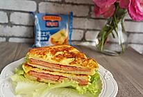 美味西多士#百吉福芝士面包#的做法