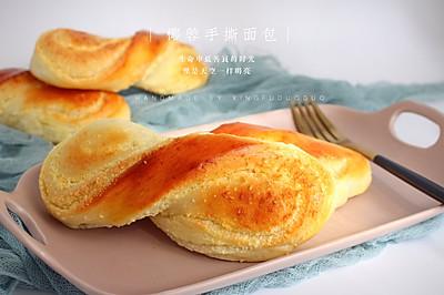手撕椰蓉面包