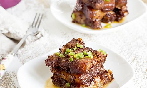 筵席桌上少不了的——腐乳烧肉的做法