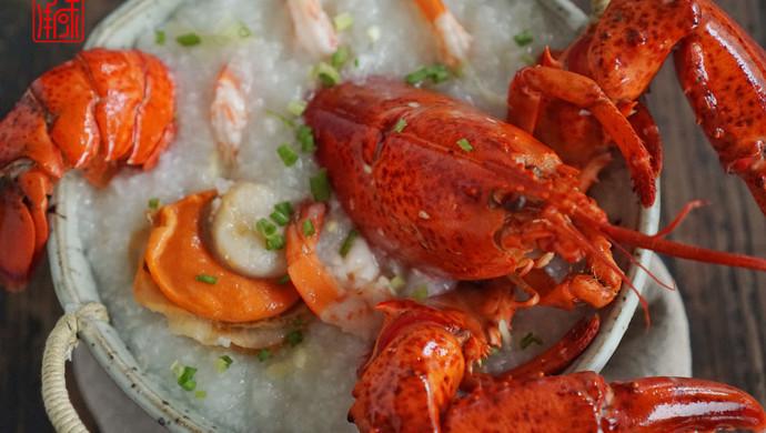【新品】承味~龙虾海鲜粥,顶级美食,爆款享受,还不去试试!