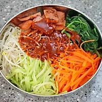 家常版-----韩式拌饭的做法图解11