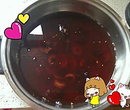 酸酸甜甜好味道,清凉消暑酸梅汤的做法