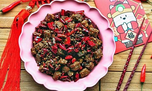 红红火火––麻辣牛肉的做法