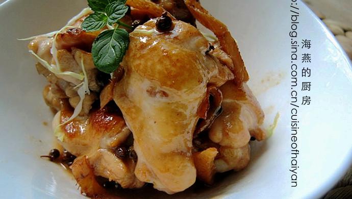 巧用藤椒烹制麻香绵长的川味快手菜--【藤椒翅根】