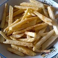 炸薯条的做法图解4