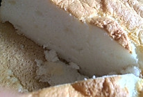 纯蛋白戚风蛋糕的做法