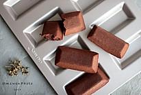 带着法国人独有的浪漫气息的甜品——可可费南雪的做法
