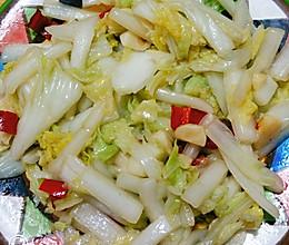 开胃白菜的做法