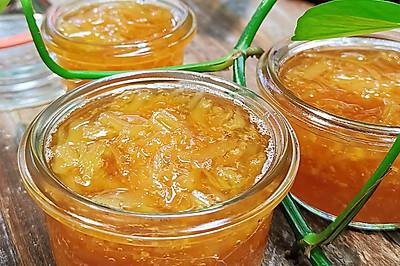 冬日暖茶自制蜂蜜柚子茶详细步骤❤️蜜桃爱营养师私厨