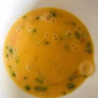 胡萝卜西兰花鸡蛋卷(营养早餐)的做法图解2