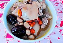 花生红枣猪脚汤的做法