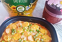 #白色情人节限定美味#铁板日本豆腐的做法