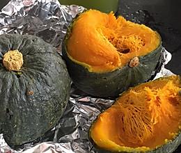 蒸个南瓜做早餐(贝贝南瓜)的做法