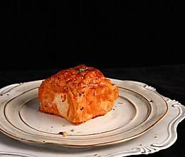辣味牛肉酱面包的做法
