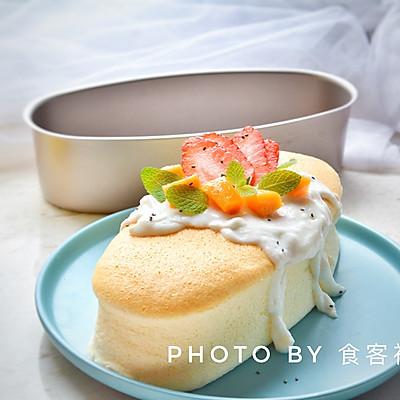 无油减脂酸奶蛋糕