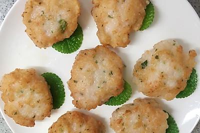 越南炸虾饼