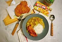 #百梦多圆梦季#咖喱猪排饭的做法