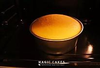 不塌不裂不爆头的完美酸奶戚风蛋糕(超详步骤图)的做法