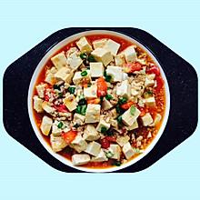 豆腐的新吃法——西红柿炒豆腐