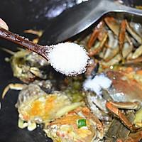 """大闸蟹炒年糕#""""蟹""""意浓浓在京东#的做法图解11"""
