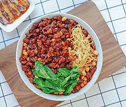豌杂面丨香糯入味的做法
