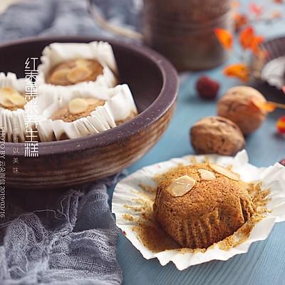 红枣黑米养生蛋糕