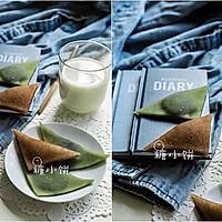 和果子系列【生八桥】抹茶口味薄款&肉桂口味厚款