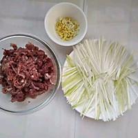 #一勺葱伴侣,成就招牌美味#京酱肉丝的做法图解1