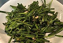 韩国泡菜—凉拌韭菜的做法