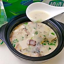 鲤鱼炖豆腐,超美味