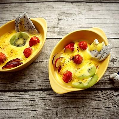萨巴翁(sabayon)意大利著名宫廷甜点(简单美味)