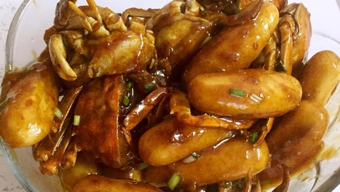 鉴定上海人的不二法门——毛蟹炒年糕